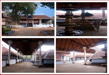 Sree Mangottukavu Temple Views